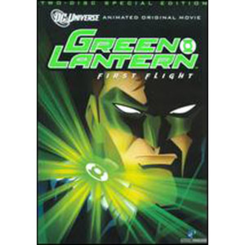 Green Lantern: First Flight (2 Discs) (dvd_video)