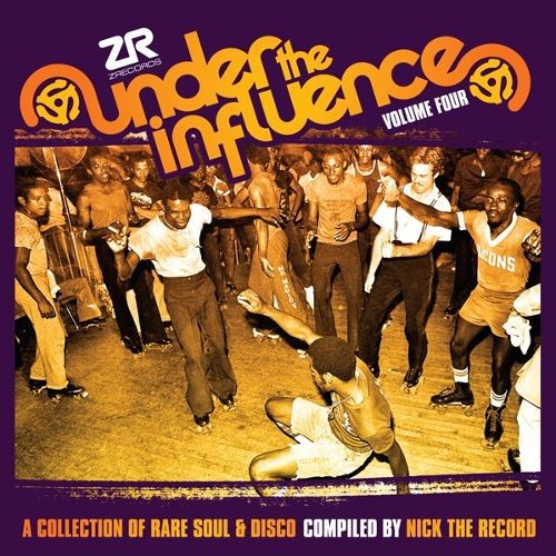 Under the Influence, Vol. 4: Compiled By Nick The Record [CD]