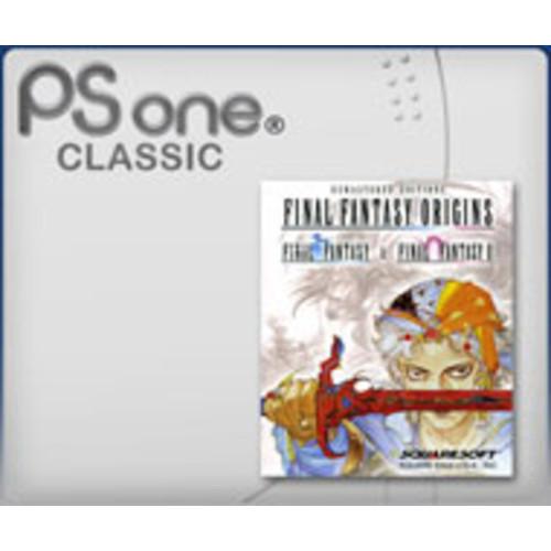 FINAL FANTASY ORIGINS (PS3/PSP) [Digital]