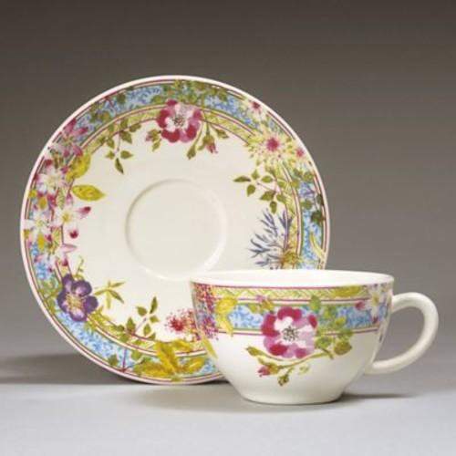 Mille Fleur Breakfast Cup