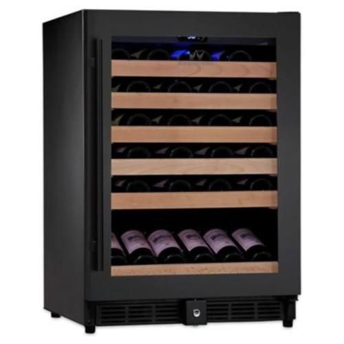 KingsBottle 50-Bottle Single-Zone Wine Refrigerator