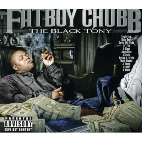 The Black Tony [CD] [PA]