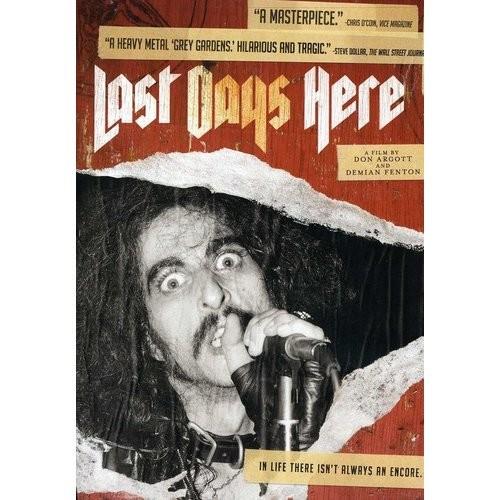 Last Days Here [DVD] [English] [2011]