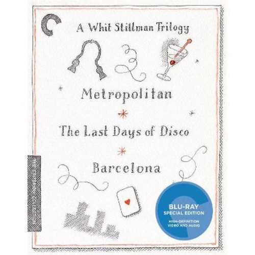 A Whit Stillman Trilogy [Criterion Collection] [Blu-ray] [3 Discs]