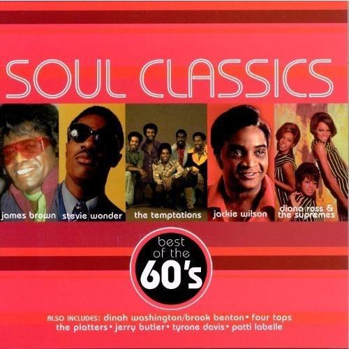 Soul Classics: Best of the 60's [CD]