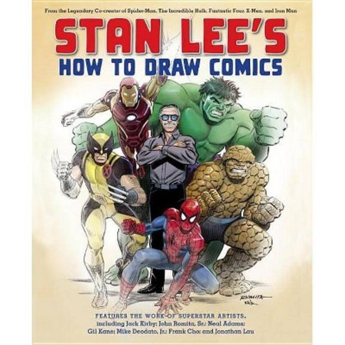 Stan Lee's How to Draw Comics : From the Legendary Co-Creator of Spider-Man, The Incredible Hulk,