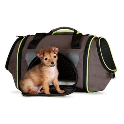 K&H Manufacturing Classy Go Pet Carrier; Small (8.86''H x 8.27''W x 18.9''L)
