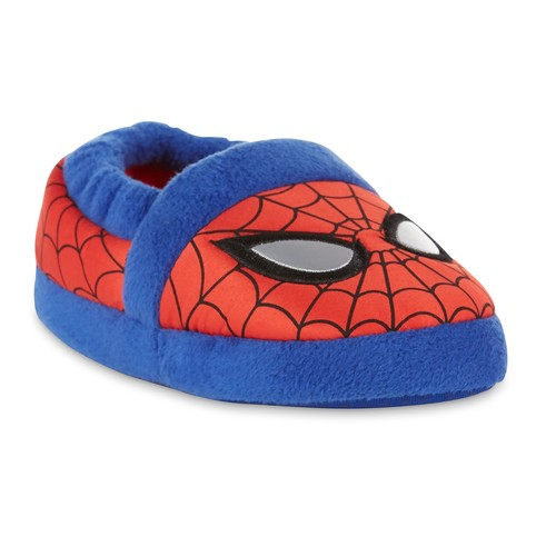 Marvel Ultimate Spider-Man Boys' Slippers