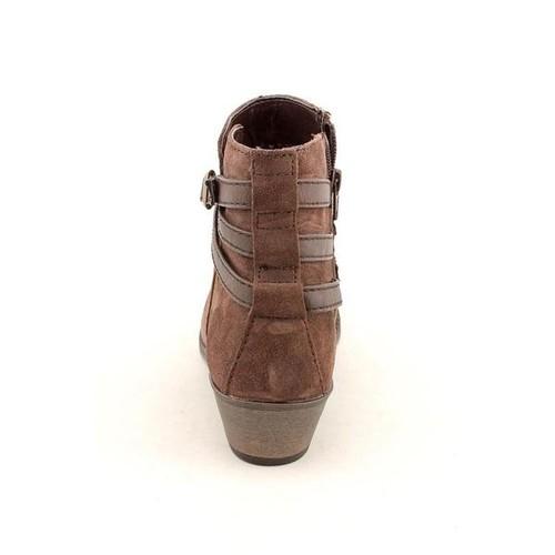 White Mountain Women's 'Jitter' Regular Suede Boots (Size 8 )