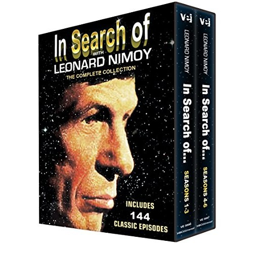 In Search Of: Hosted By Leonard Nimoy The Complete Collection