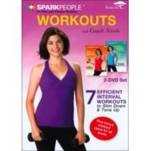 SparkPeople: 28 Day Boot Camp/Total Body Sculpting [2 Discs] [DVD]