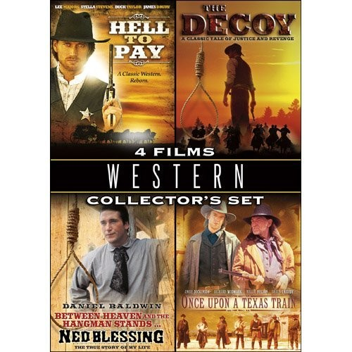 Western Collector's Set: Four Feature Films