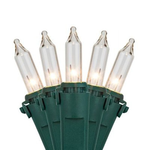Kringle Traditions 50 Mini Lights 6'' Lead