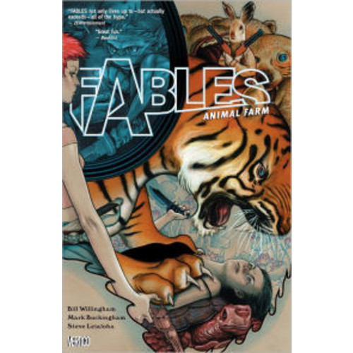 Fables, Volume 2: Animal Farm (NOOK Comics with Zoom View)