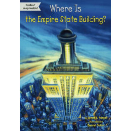 Where Is The Empire State Building? (Turtleback School & Library Binding Edition)