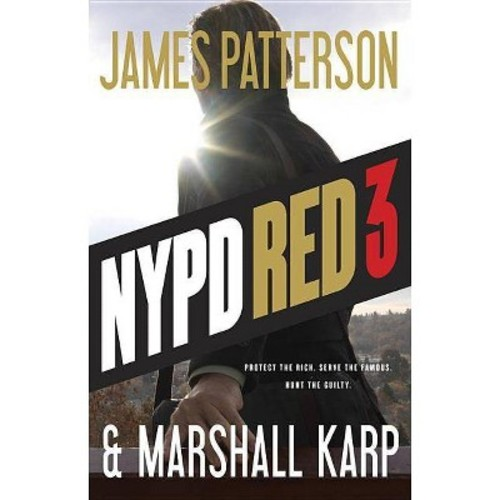 Nypd Red 3 ( Nypd Red) (Hardcover)