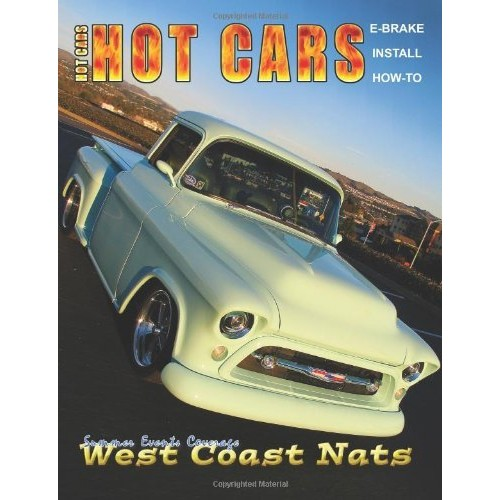 HOT CARS No. 2: The nation's hottest car magazine!