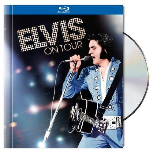 Elvis on Tour (Digibook) (Blu-ray)