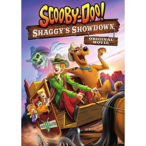 Scooby-Doo! Shaggy's Showdown [DVD]