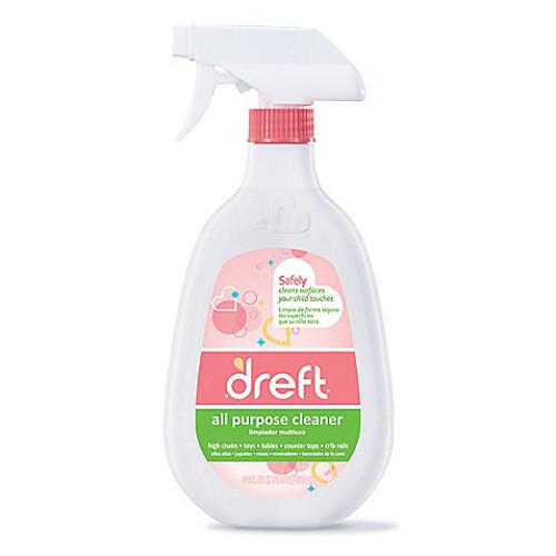 Dreft 22 oz. Multi-Surface Cleaner Trigger Spray