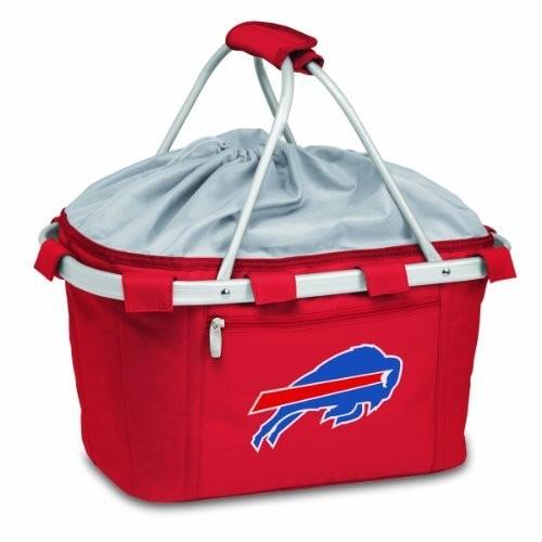 Picnic Time Buffalo Bills Metro Basket [Red]