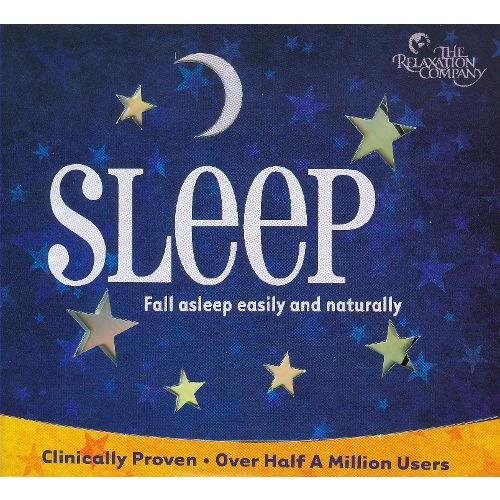 Sleep: Fall Asleep Easily and Naturally [CD]