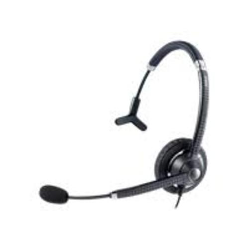 Jabra UC Voice 750 MS Mono Dark - headset - On-ear, Monaural - Dark
