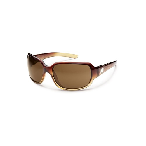 Suncloud Cookie Polarized Sun Glasses w/ Free Shipping [Lens Color : Brown; Frame Color : Brown Fade Laser]