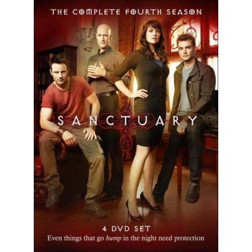 Sanctuary: The Complete Fourth Season [4 Discs]