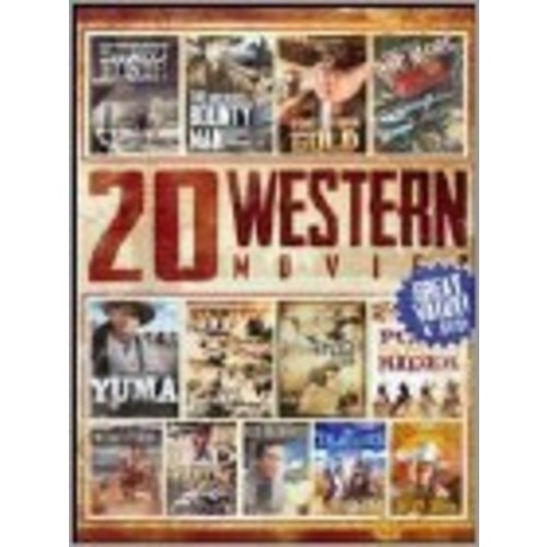 4-Movie Western Collection [DVD]