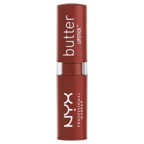 NYX Professional Makeup Butter Lipstick Ripe Berry - 0.16oz
