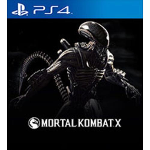 Warner Home Video Games Mortal Kombat X Alien [Digital]