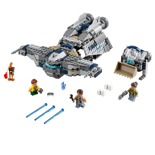 LEGO Star Wars TM StarScavenger 75147