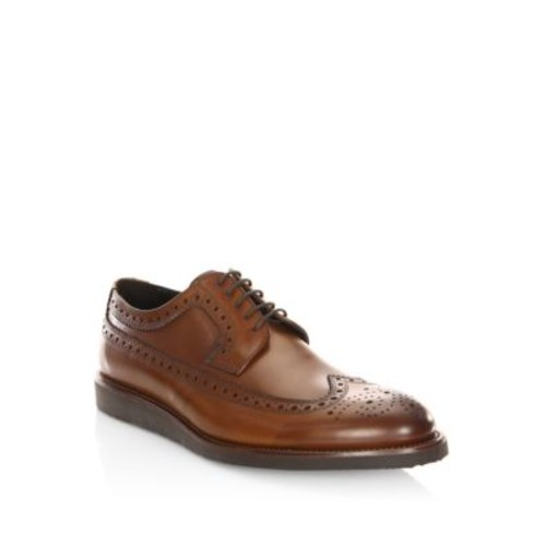 Hillside Leather Oxfords