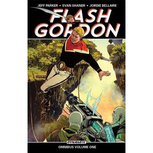 Flash Gordon Omnibus 1: The Man from Earth