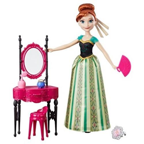 Disney Frozen Anna and Coronation Vanity