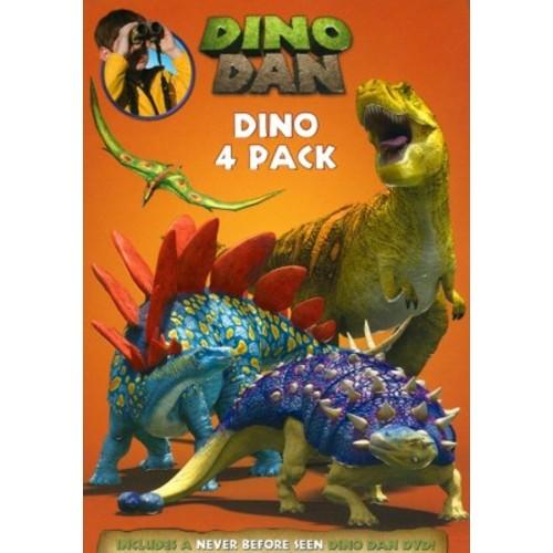 Dino dan:Dino 4 pack (DVD)