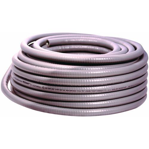 Southwire 1/2 in. x 100 ft. Liquidtight Flexible Metallic Titan Steel Conduit