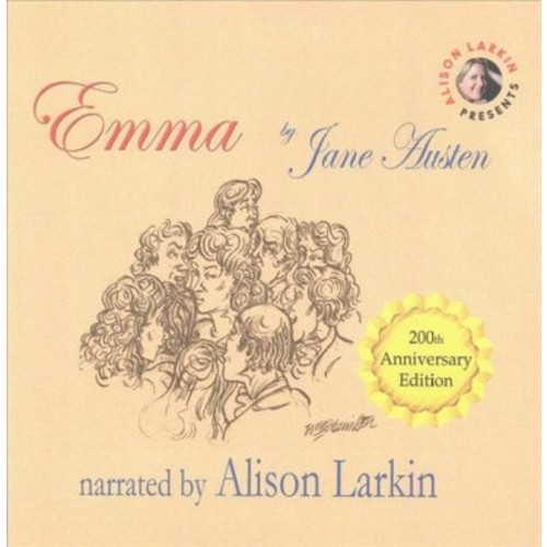 Emma : The 200th Anniversary Audio Edition (CD/Spoken Word) (Jane Austen)
