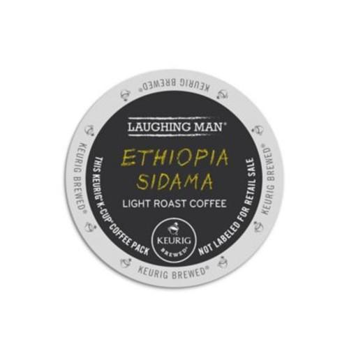 Keurig K-Cup Pack 16-Count Laughing Man Ethiopia Sidama Coffee