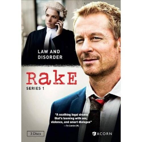 Rake:Series 1 (DVD)