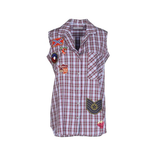 PRAMADA Checked Shirt