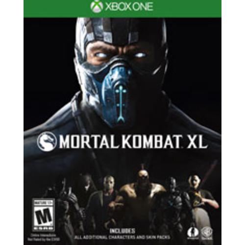Warner Home Video Games Mortal Kombat XL