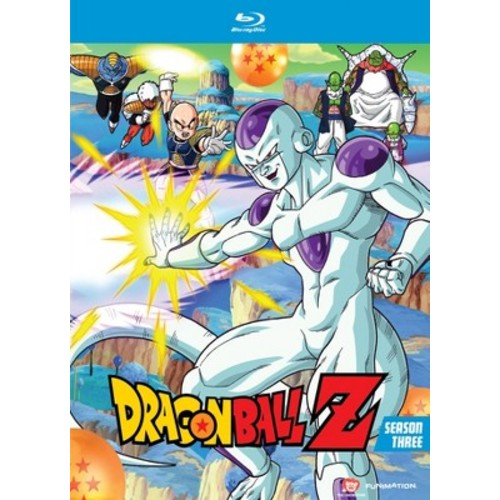 DragonBall Z: Season Three [4 Discs] [Blu-ray]