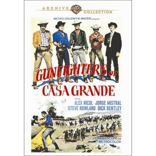 Gunfighters of Casa Grande [DVD] [1965]