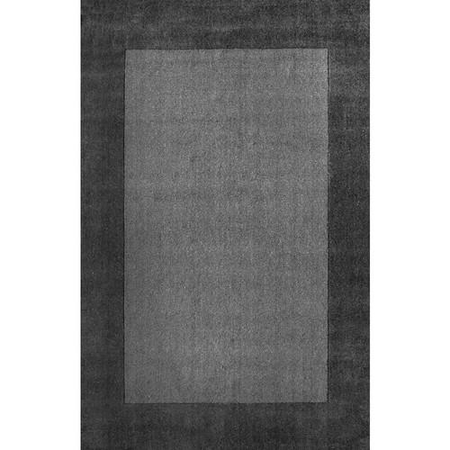 nuLOOM Stark Grey 7 ft. 6 in. x 9 ft. 6 in. Area Rug