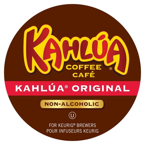 Kahlua Coffee K-Cup Pods, Box Of 24