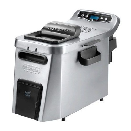 DeLonghi Digital Dual-Zone Deep Fryer