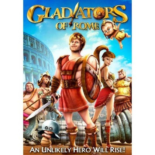 Gladiators of rome (DVD)
