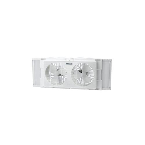 LASKO PRODUCTS 2137 7 Twin Window Fan 2 Speed